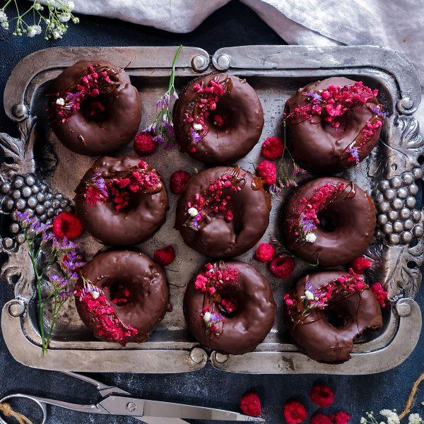 Suklaadonitsi, Anniinaskitchen